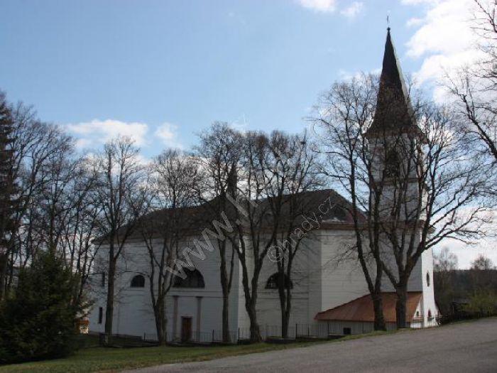 kostel Navštívení Panny Marie