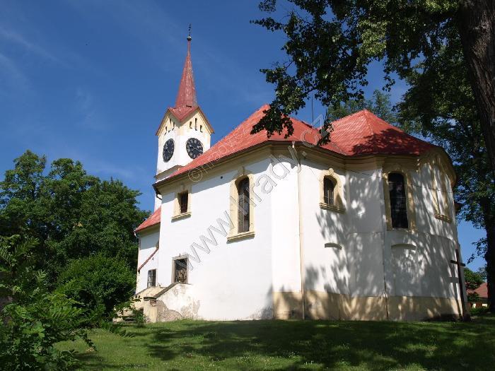 kostel Pozdvižení sv. Kříže