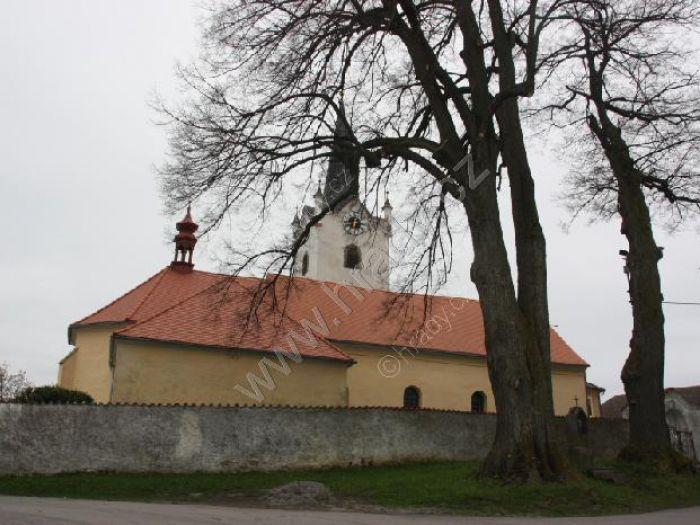 kostel Srdce Ježíšova (sv. Markéty)