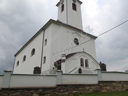 kostel sv. Aloise
