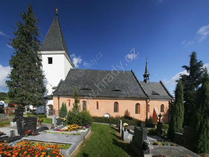 kostel sv. apoštolů Petra a Pavla