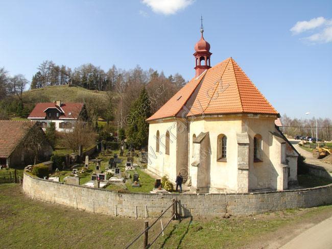 kostel sv. Bartoloměje
