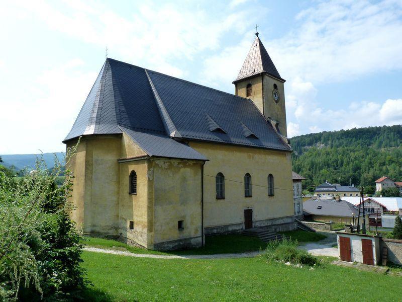 kostel sv. Filipa