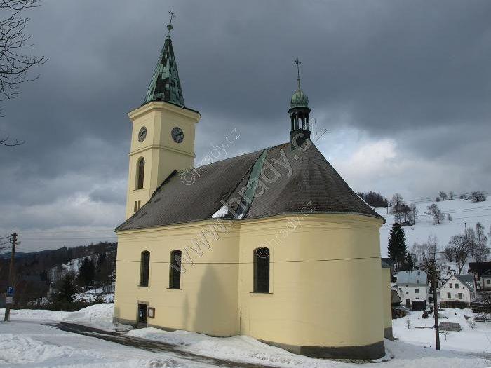 kostel sv. Františka z Pauly (sv. Vavřince)