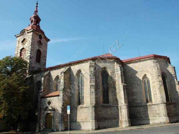 kostel sv. Ignáce (sv. Jakuba)