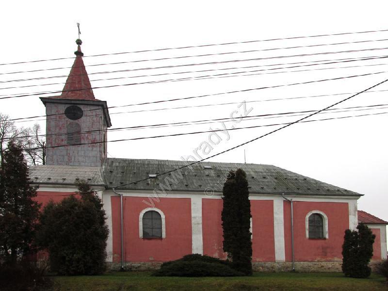 kostel sv. Isidora Madridského