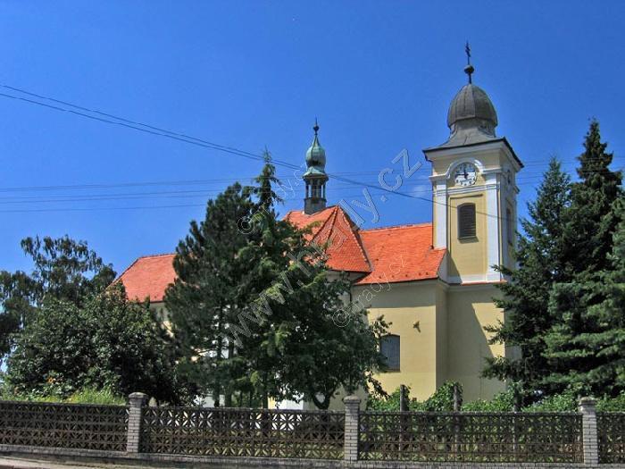 kostel sv. Izidora