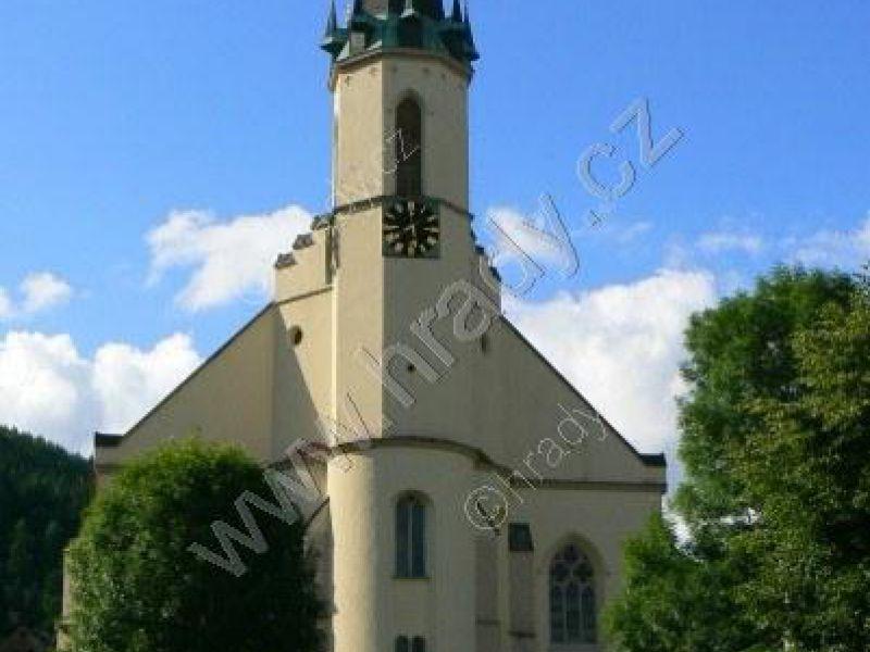 kostel sv. Jáchyma