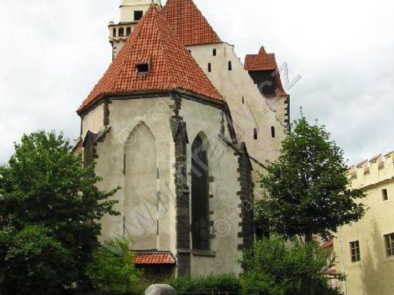 kostel sv. Jakuba Většího