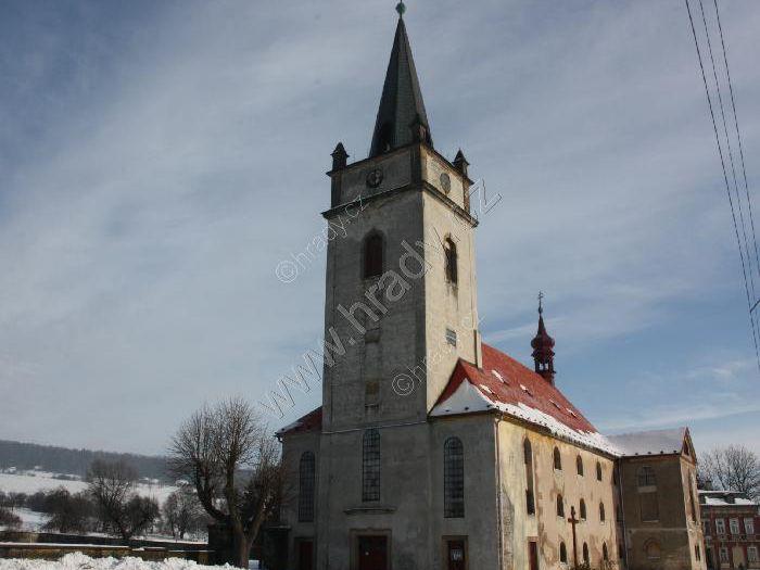 kostel sv. Kateřiny Alexandrijské