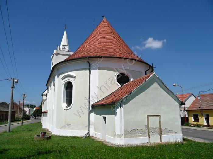 kostel sv. Michaela archanděla