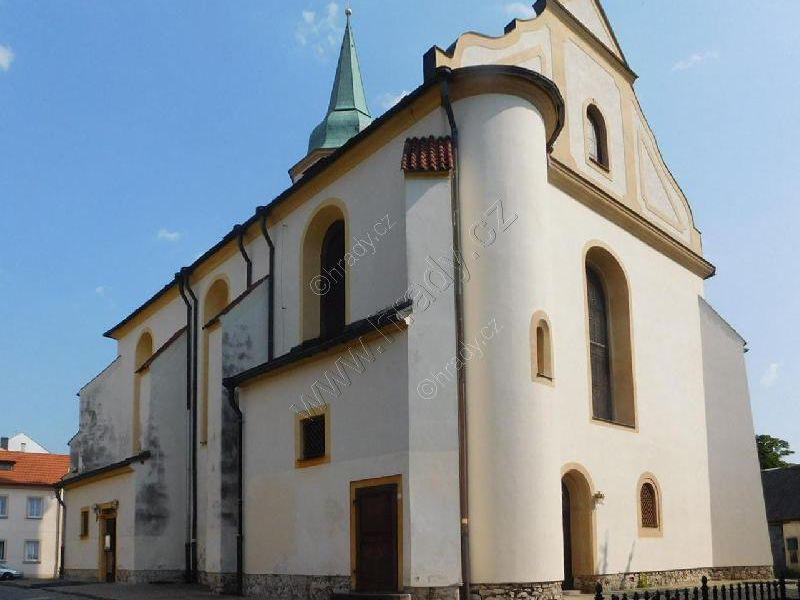 kostel sv. Michaela archanděla (sv. Mikuláše)