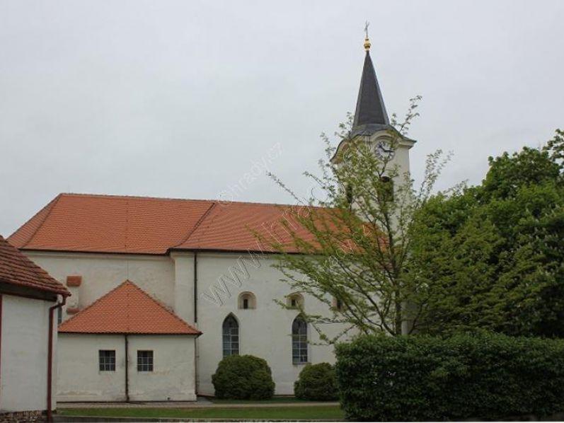 kostel sv. Oldřicha