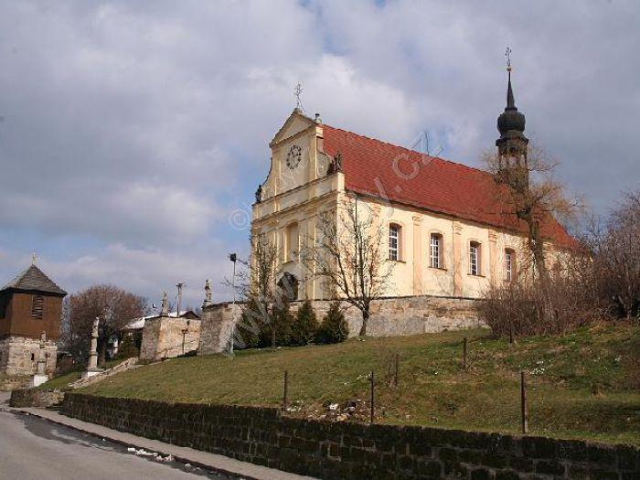 kostel sv. Petra a Pavla