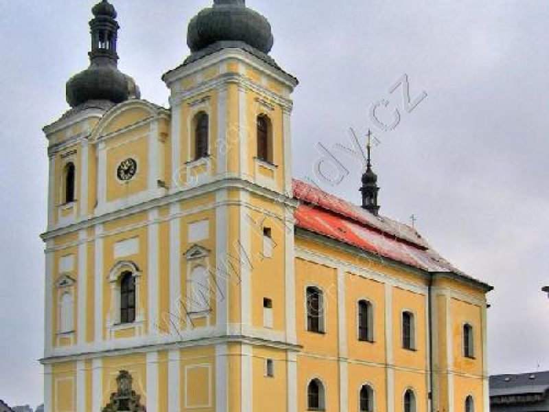 kostel sv. sv. Jana Křtitele a Panny Marie Karmelské