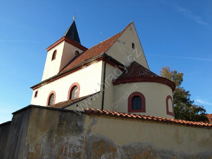 kostel sv. Václava (Vojtěcha a Mikuláše)