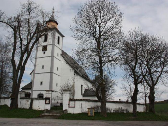 kostel sv. Víta (sv. Kateřiny)