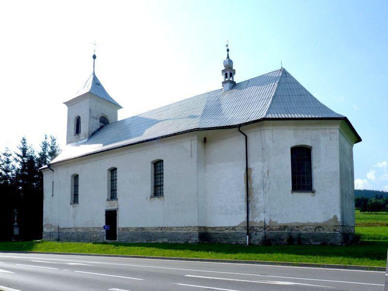 kostel Tří králů