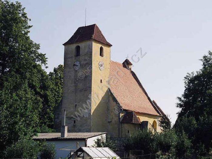 kostel Umučení sv. Jana Křtitele