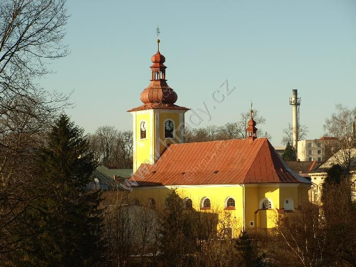 kostel Všech svatých