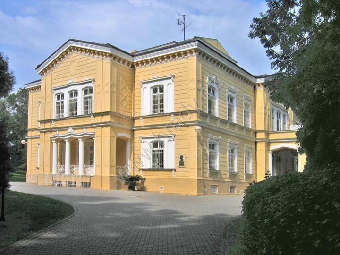 Zámek Křetín