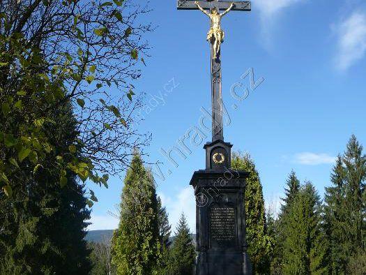 kříž na Samčance