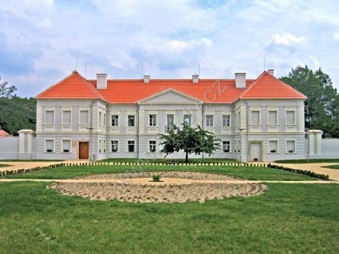 Zámek Leopoldov