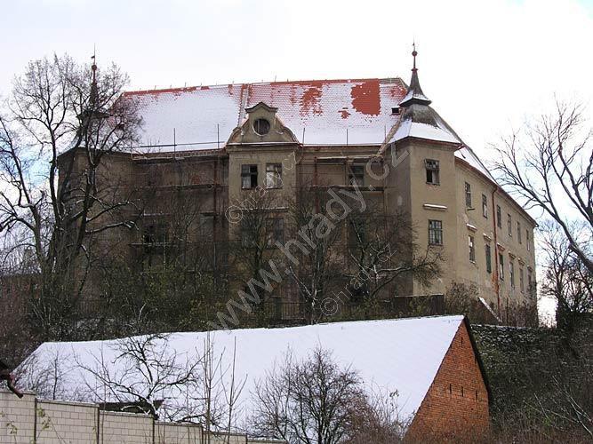 Zámek Litenčice