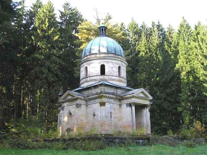 mauzoleum rodiny Kleinů
