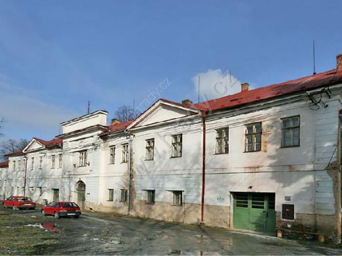 Zámek Město Albrechtice