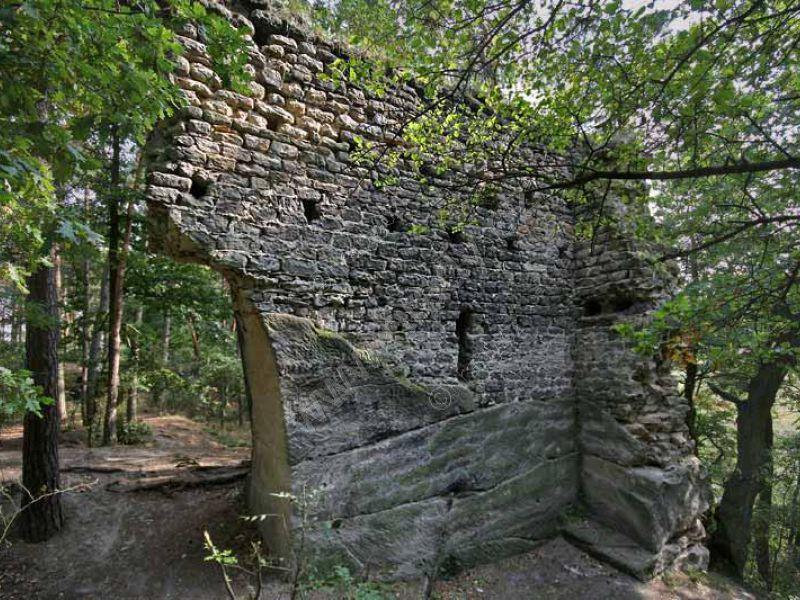 Hrad Milčany