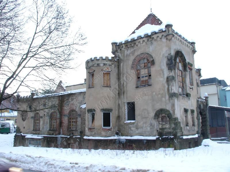 Zámek Neysseburg