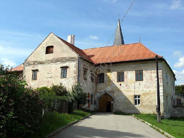 Zámek Olešnice