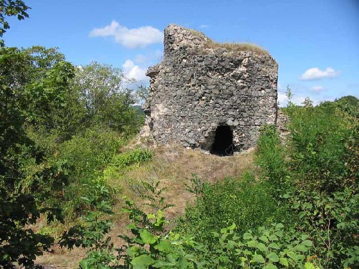 Hrad Ostrý