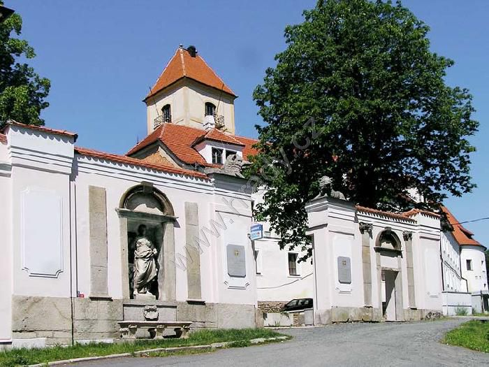 Zámek Poběžovice