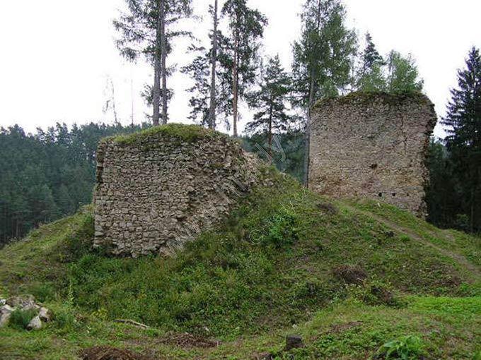 Hrad Pořešín