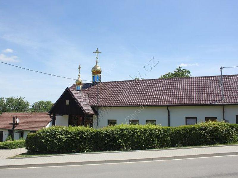 pravoslavný monastýr sv. Gorazda s památníkem