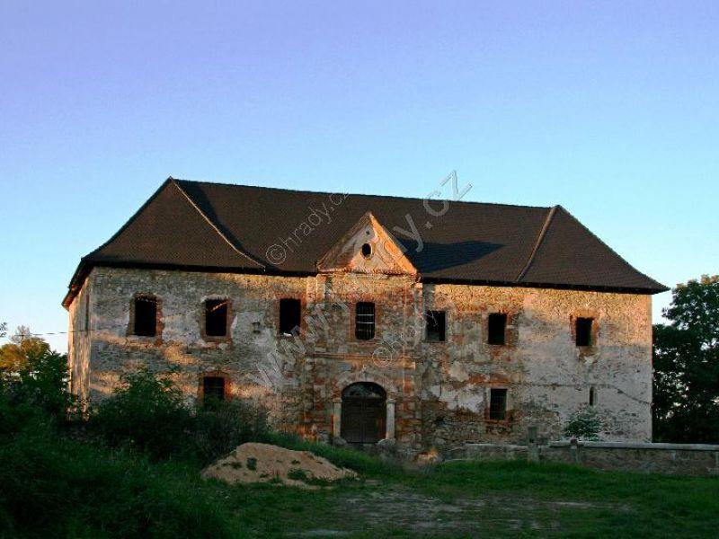 Zámek Prostiboř