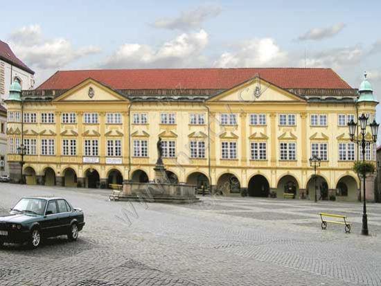 Zámek Regionální muzeum a galerie v Jičíně - Muzeum hry