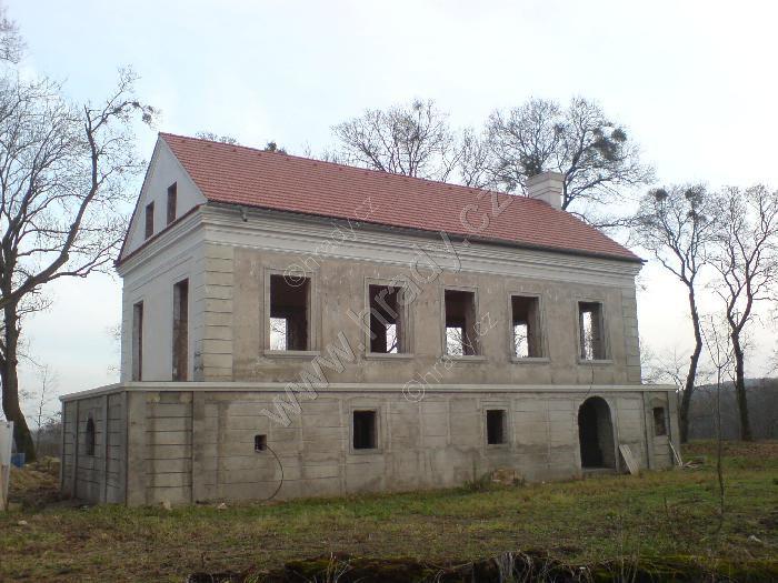 Zámek Sedlec