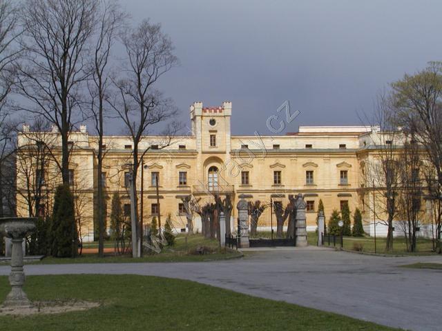 Zámek Slezské Rudoltice