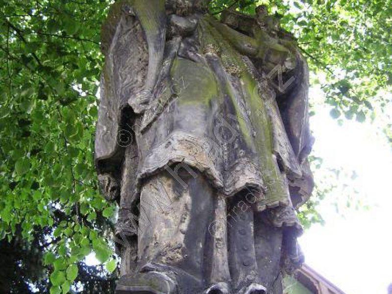 socha sv. Jana Nepomuckého