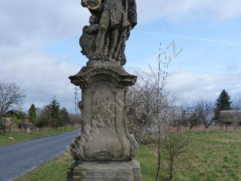 socha sv. Václava