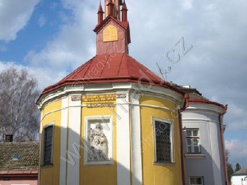 špitál s kaplí sv. Anny