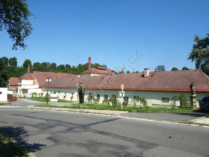 Zámek starý zámek (panský pivovar)