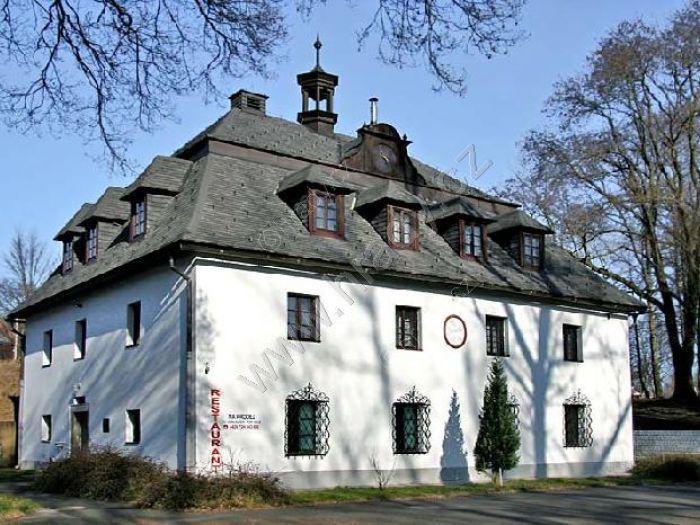 Zámek Svatovítský zámek