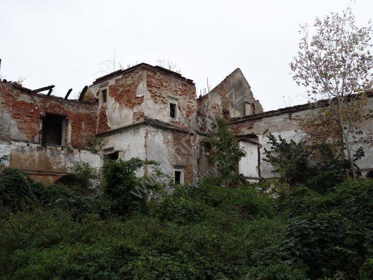 Zámek Tasovice