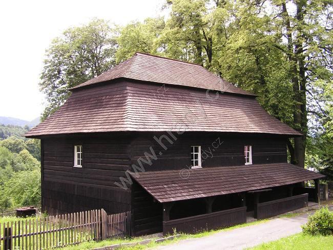toleranční dřevěný kostel