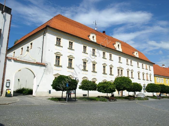 Zámek Týn nad Vltavou