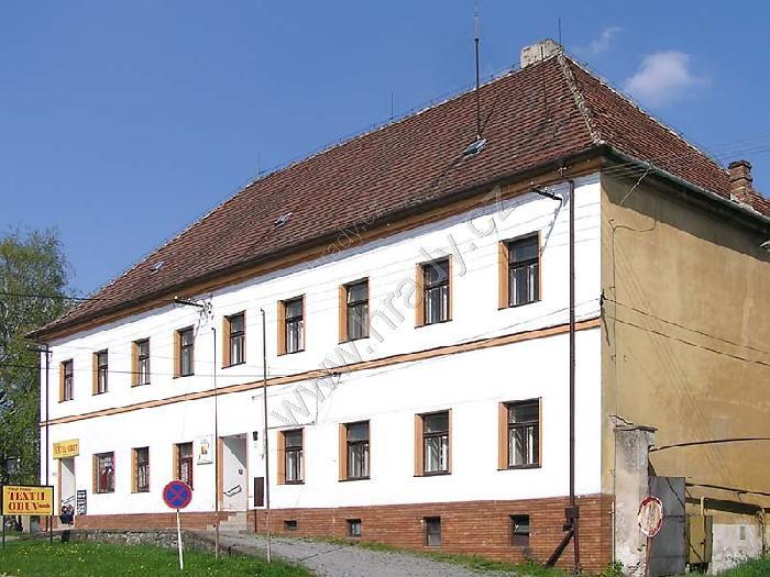 Zámek Velké Pavlovice